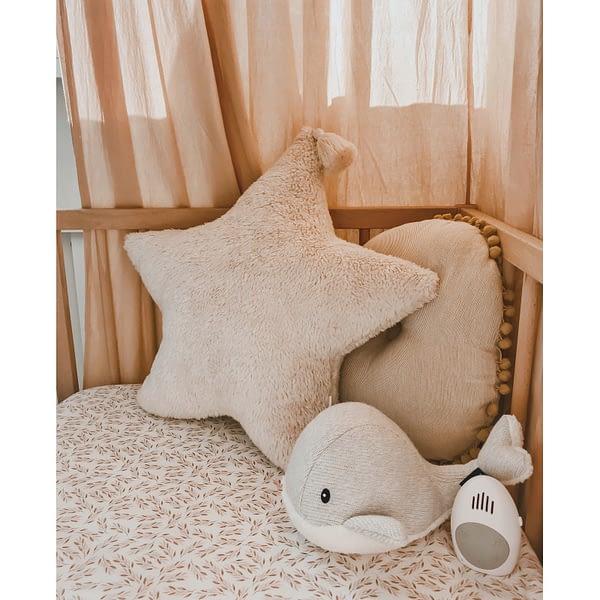baleine bruit blanc lit