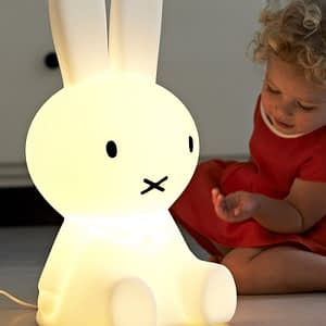 lampe miffy 50 cm