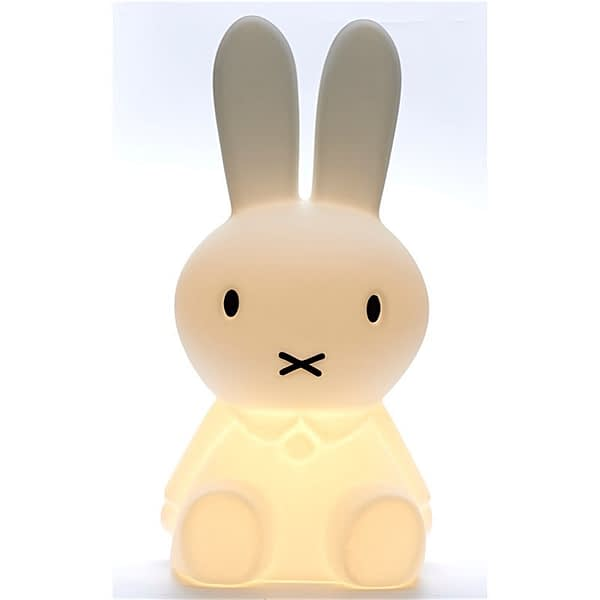 lampe miffy XL led face